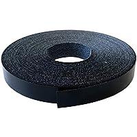 Negro Liso Mate Muebles EisenRon–Cinta de borde anleimer con Greve melamina diferentes tamaños
