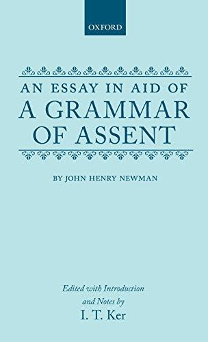 Grammar of Assent