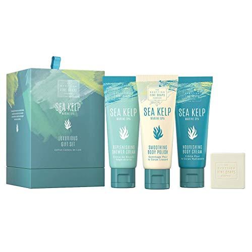 Scottish Fine Soaps Sea Kelp Marine Spa Luxurious Gift Set Pakket 1pakket