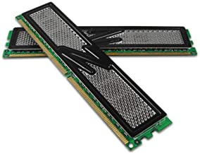 OCZ 1GB Kit (2x512MB) DDR PC-3200/400MHz/Rev. 3/Performance Series/Dual Channel! 400 MHz, CL 2-3-3-6