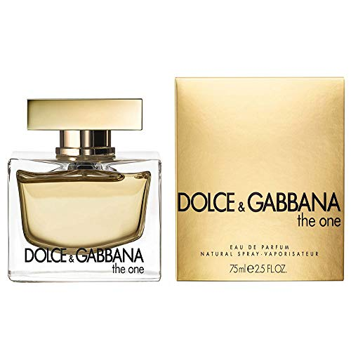 The One By Dolce Gabbana Eau De Parfum Feminino 75 ml