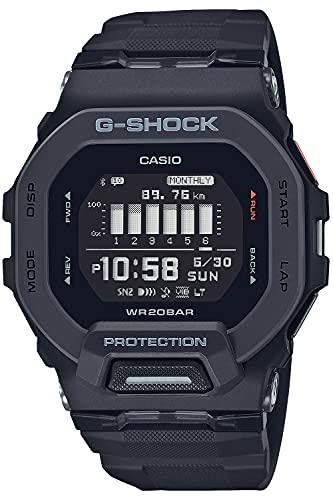 [カシオ] 腕時計 ジーショック GBD-200-1JF メンズ ブラック