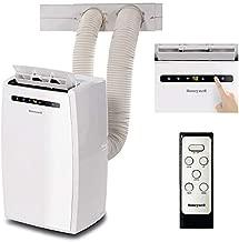 Honeywell 10,000 BTU, MN10CEDWW Dual Hose Portable Air Conditioner with Dehumidifier, White