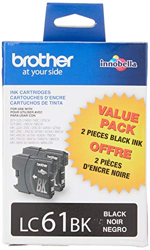 10 best brother printer ink lc61 series black for 2021