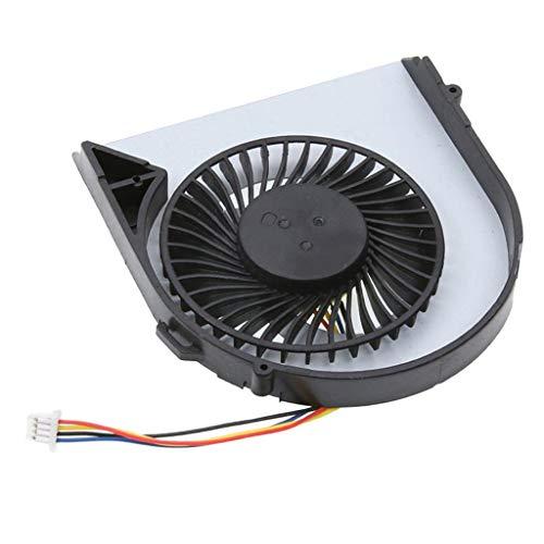 balikha Nuevo Ventilador de Refrigeración de CPU Más Fresco para Aspire V5 V5-531 V5-531G V5-571 V5-571G