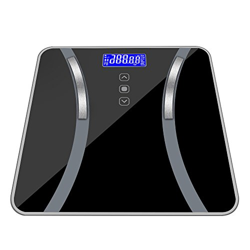 Review Of Digital Body Weight Scale with Step-On Technology, Bathroom Scale with Large Backlit Displ...