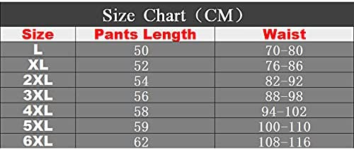 DFLYHLH Quick-Drying Men's Beach Shorts Printed Swimsuit Summer Seaside Swimming Shorts