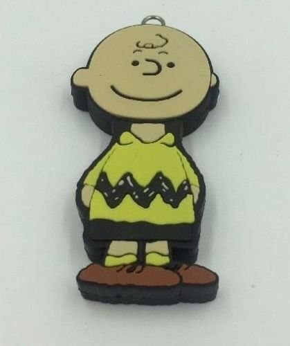 WL Peanuts' Charlie Brown with Hands on Back 2GB USB Flash Drive