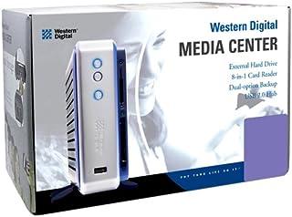 Western Digital 250 GB USB 2.0 and FireWire External Hard Drive (WDXF2500JBRNN)