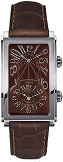 クエルボ・イ・ソブリノス CUERVO Y SOBRINOS プロミネンテ デュアルタイム 1112-1TG 新品 腕時計 メンズ (1112-1TG)
