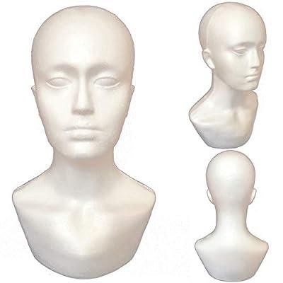 SODIAL Foam Male Display