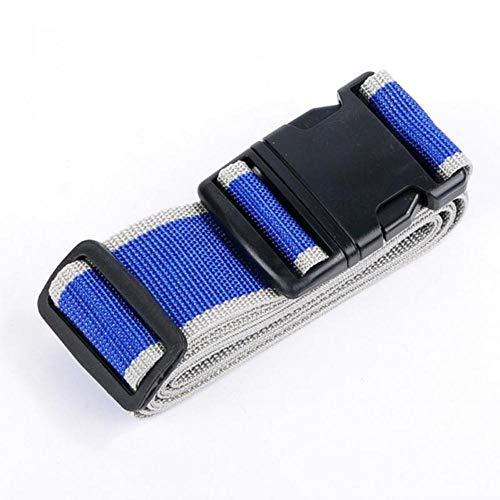 Piero Adjustable Luggage Straps Travel Luggage Travel Luggage Suitcase Straps Baggage with Secure Coded Lock,9