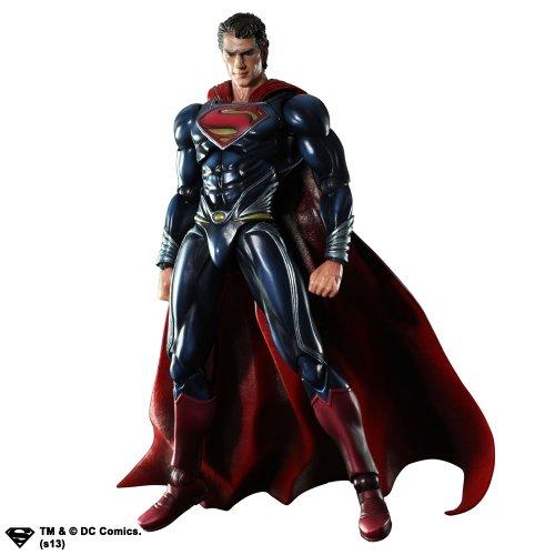 Koch - Figura Superman Man Of Steel Play Arts Kai