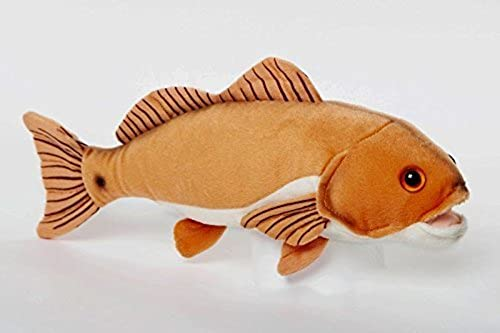 en venta en línea rojofish 10 Stuffed Plush Animal - Cabin Critters Critters Critters Saltwater Fish Collection by Cabin Critters  mejor reputación
