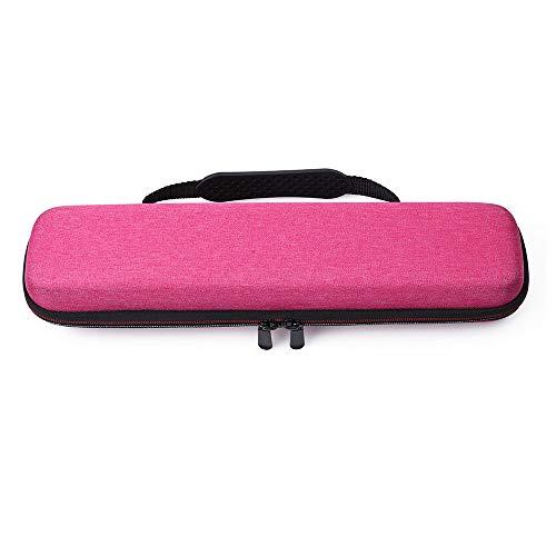 KT-CASE ghd Gold Styler - Estuche para alisadores de pelo (cerámica), color rosa