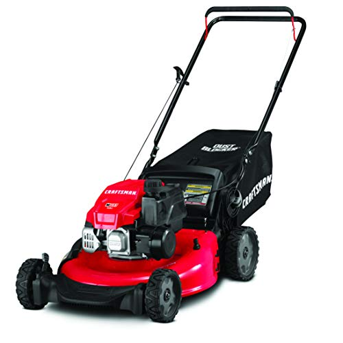 Craftsman 11A-U2V2791 149cc Gas Powered Push Lawn Mower Review