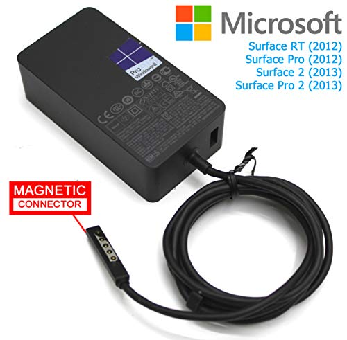 Microsoft Surface 48W Power Supply with USB Charging Port (UK Plug)