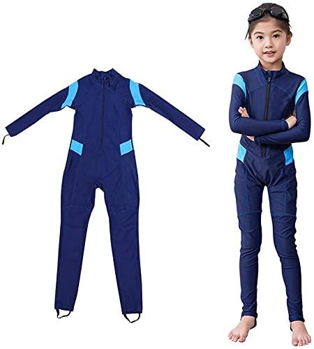 SONG Adolescentes Traje de Neopreno rápido Secado rápido Traje de Buceo Cuerpo Completo UV Buceo Surfear Snorkeling Kayak Water Sports (Color : 8 Yard)