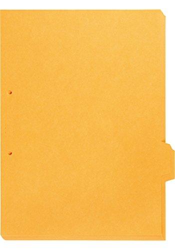 キングジム カラーインデックス5山(単色) オレンジ A4S 907T20オレ