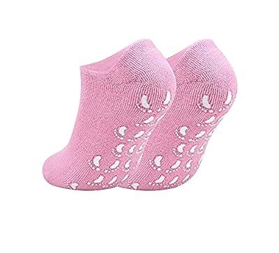 YANGWEN Weiche feuchtigkeitsspendende Socken
