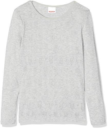 Damart T Shirt Manches Courtes Camiseta térmica, Gris (Gris Chine 56703/11011/), 8 años (Talla del Fabricante: 8años) para...