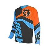 UGLY FROG LS21 Neue Frühling Und Herbst Outdoor Herren Element Racewear Downhill Jersey MX/MTB/DH Trikot Motocross Offroad Lange Ärmel Shirt
