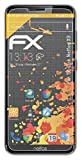 atFolix Panzerfolie kompatibel mit TP-Link Neffos X9 Schutzfolie, entspiegelnde & stoßdämpfende FX Folie (3X)