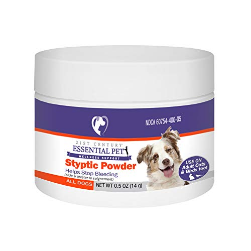 Essential Pet Products Styptic Powder for Dogs