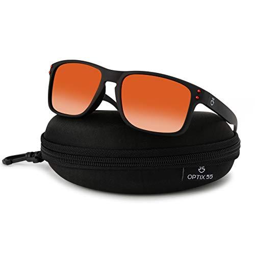 sol con lentes fabricante Optix 55