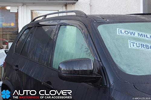 Autoclover Wind Deflectors Set for BMW X5 E70 2007-2012 (6 pieces)