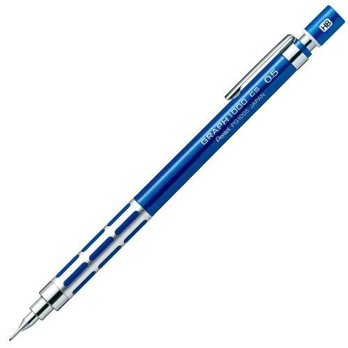 Pentel mechanical pencil GRAPH1000 0.5mm Blue (japan import)