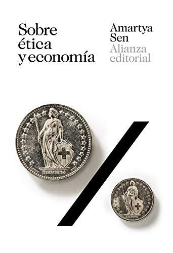 Sobre ética y economía (El libro de bolsillo - Ciencias sociales)