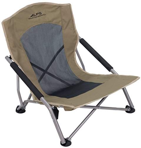 ALPS Mountaineering Rendezvous Chair, Khaki, 8013914