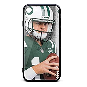 Compatible iPhone 7/8 Case Shock Absorbent Scratch-Resistant Durable Sam-Darnold-New-York-Jets-Player-Poster- TPU Protective Premium Hard Case for iPhone 7/8 4.7Inch