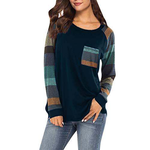 JUTOO Sweat-Shirt à Capuche Femme Manche Longue Casual Coton Hoodie Pullover Robe à Capuche Automne Hiver Tunique Jumper Classique