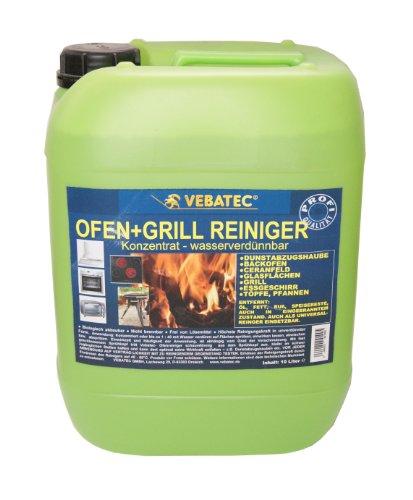 Vebatec oven + grill reiniger 10 ltr.