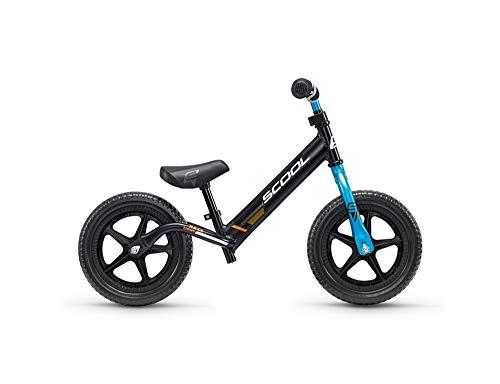 S'Cool pedeX race light Kinder Laufrad 2018 (One Size, anodized black/blue)