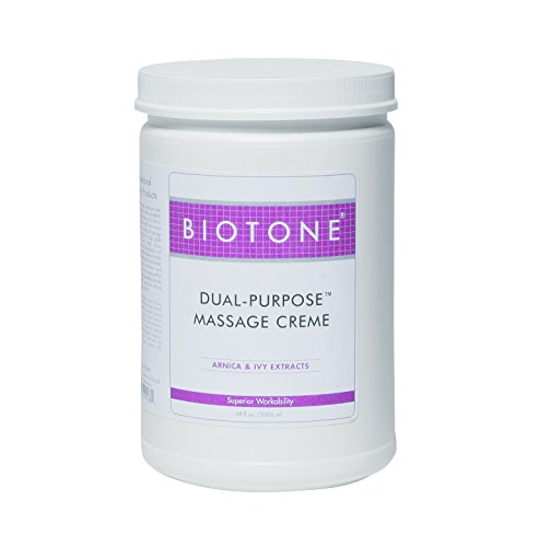 Biotone Dual Purpose Massage Cream Half Gallon (68oz)