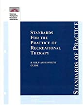 therapeutic recreation standards of practice