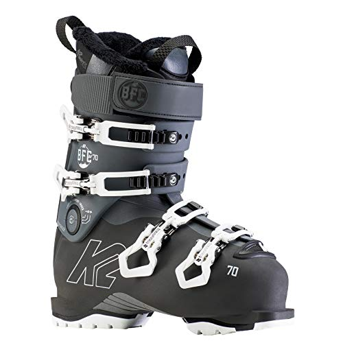 K2 Skis Damen BFC W 70 Skischuhe, Anthracite, 38 EU (24.5 Mondo)