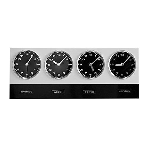 orologio da parete world Orologio da parete World Time –Fusi orari mondiali