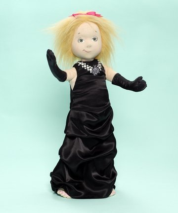 Eloise in Hollywood 18' Cloth Doll by Madame Alexander