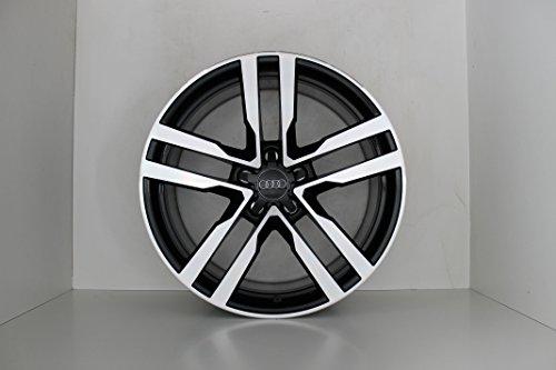Original Audi TT TTS 8S S Line 8S0601025F Felgen Satz 19 Zoll 284-B1