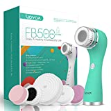 VOYOR 5 En 1 Recargable Cepillo Limpiador Facial Electrico Limpieza Facial Minimizador de Poros...