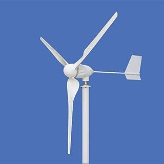 Raenhero Salida de 1 kW de CA trifásico de la turbina del Molino de Viento Generador 1000W del hogar 3 Hojas,48V