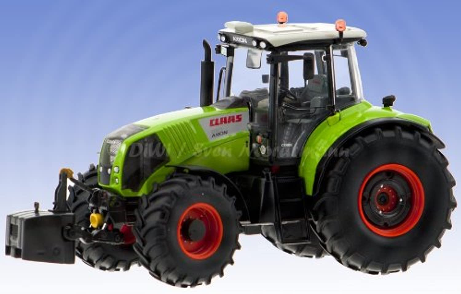 Wiking  Claas Axion 850  GT CC 850  DieCast Model Tractor Toy 1 32 Scale