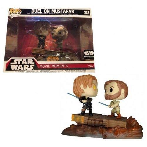 POP! Movie Moments: Star Wars #222 - Duel On Mustafar (Star Wars Smuggler's Bounty Exclusive)