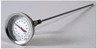 "1 X Brewcraft 12"" Ss' Dial Thermometer Homebrew Brew Kettle Brew Pot"