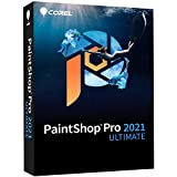 Corel PaintShop Pro 2021 Ultimate | Photo Editing & Graphic Design Software PLUS Creative Collection...