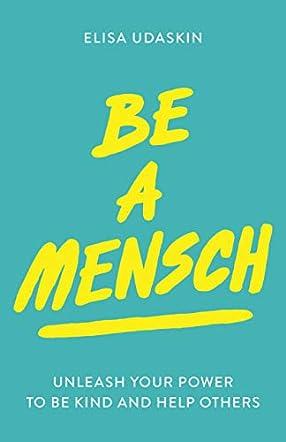 Be a Mensch